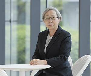 教授 水戸 美津子