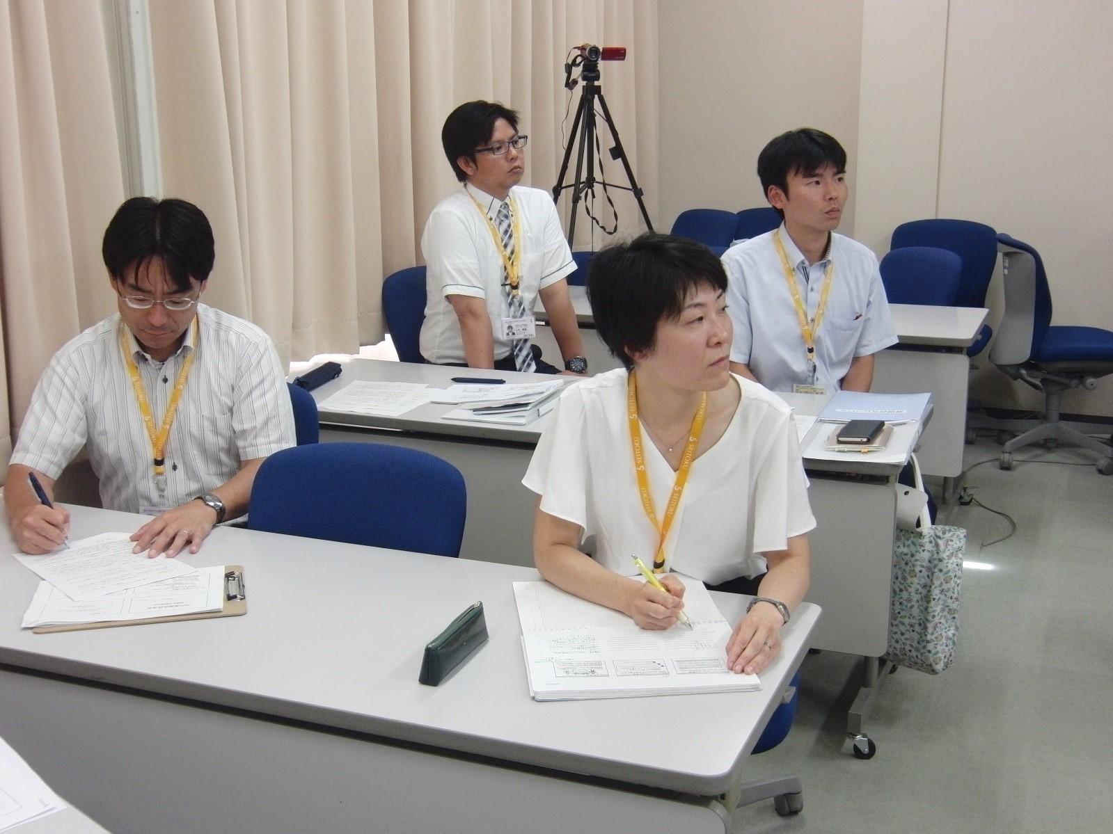 特別教職実践演習が開催されました。